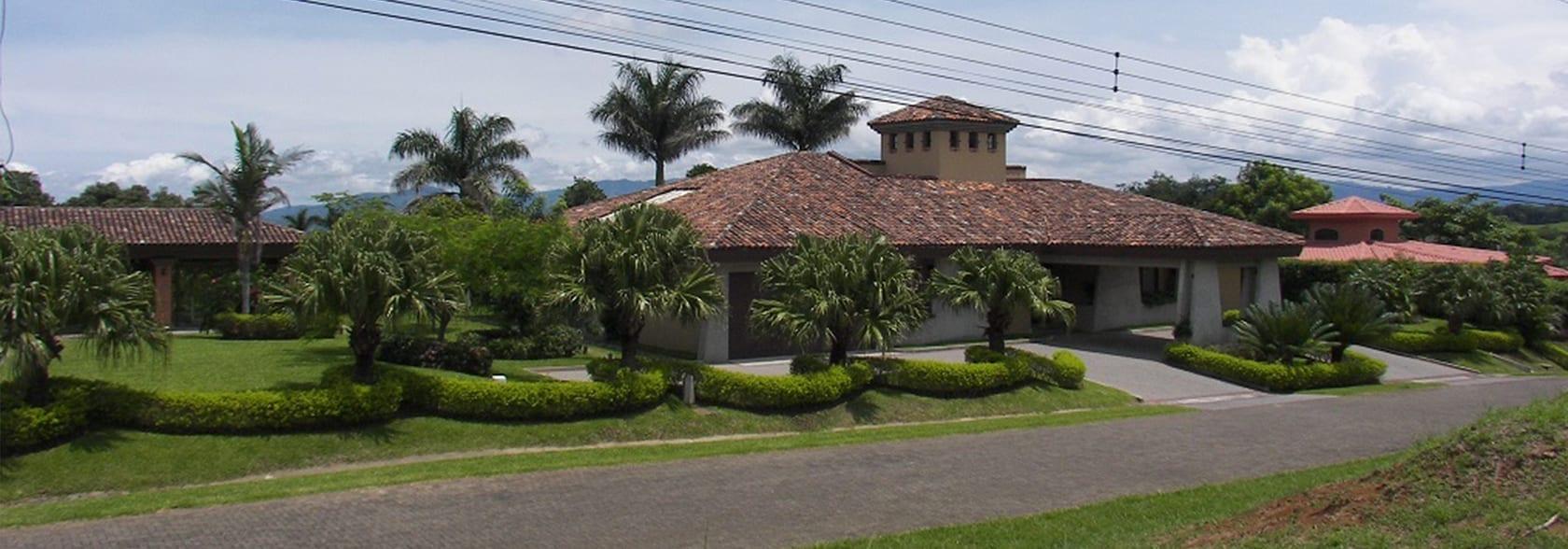 Propiedades en Costa Rica