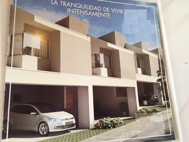 Condominio en San Pablo de Heredia