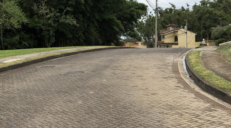 Lindas calles adoquinadas infraestructura lista